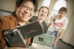 Steve Chen, Chad Hurley, Jawed Karim, youtube.com