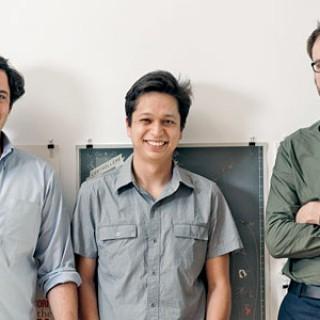 Les fondateurs de Pinterest.com