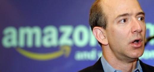 Jeff Bezos, fondateur de Amazon.com